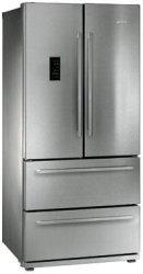 Smeg French Door Refrigerator FQ55FXE1