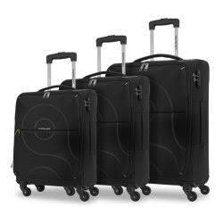 American Tourister Kamiliant Cayman 3 Piece Set Black