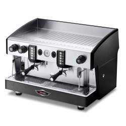 Wega Atlas Commercial Espresso Machine - 2 Group Evd Automatic Black