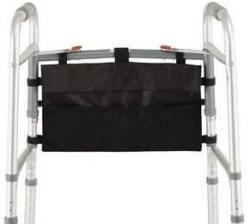 USA Foldding Walker Bag - Black - Nova 4001BK