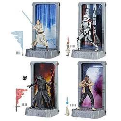 Star Wars 40TH Anniversary Die-cast Metal Figures Wave 2 Set