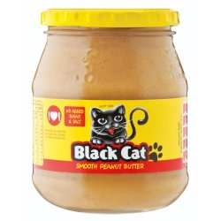 Black Cat - No Sugar Peanut Butter 400G