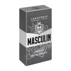 Lentheric Masculin Impact - 100ml Edt