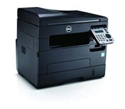 Dell Computer 1265DNF Wireless Monochrome Printer With Scanner Copier And Fax