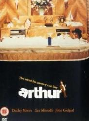 Arthur 1981 - DVD