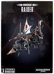 Warhammer 40K Drukhari Raider