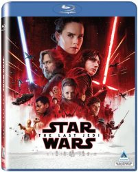 Disney Blu-ray Star Wars: Episode 8 - The Last Jedi Blu-ray Disc