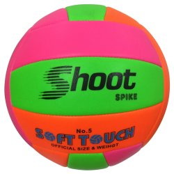 SHOOT - Spike Soft Touch Volley Ball