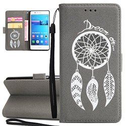 new concept 72d0c 8d1ea ISAKEN Huawei P9 Lite Case Huawei P9 Lite Flip Cover Kickstand Feature  Premium Pu Leather Wallet Purse Credit Card Id Holders Co | R645.00 |  Cellphone ...