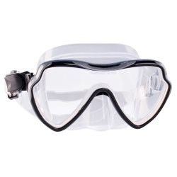 CAYMEN - Dive Mask And Snorkel Black And Grey
