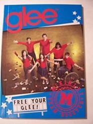 USA Glee MINI Notebook Free Your Glee