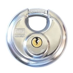 Union Discus Padlock 70MM Keyed Alike KA3