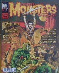 Famous Monsters Of Filmland 260 John Carter Of Mars Cover