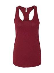Next Level Women's Apparel Ideal Quality Tear-away Tank Top Scarlet Xx-large