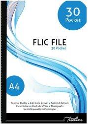 Treeline 30 Pocket Flic File