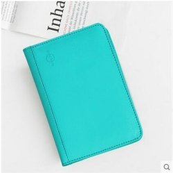 a906e1f31a5a Tekit Rfid Blocking Passport Wallet Pu Leather Multifunctional Can Take  Credit Cards Passport Ticket Holder Blue | R915.00 | Office Supplies | ...