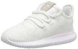 Adidas Originals Boys' Tubular Shadow I Sneaker Core Black white 10 M Us Toddler