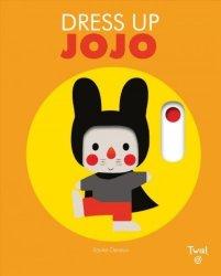 Dress Up Jojo Board Book
