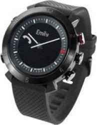 Cogito Classic Smartwatch Black Onyx