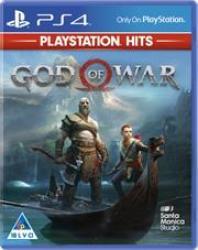 Playstation 4 Game God Of War PS4 Hits Retail Box No Warranty On Software