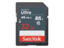 SanDisk Ultra - Flash Memory Sdsdunb-032g-gn3in