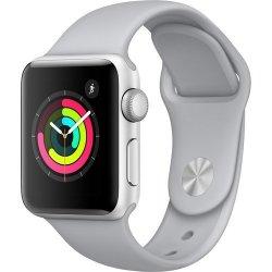 Apple Watch Series 3 38mm GPS in Silver Aluminum