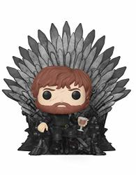 Funko Pop Deluxe: Game Of Thrones - Tyrion Sitting On Iron Throne