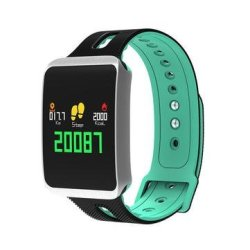 Sony TF1 Nordic 52832 Chip IP68 Waterproof Heart Rate Bluetooth 4.0 Smart Watch For Mob