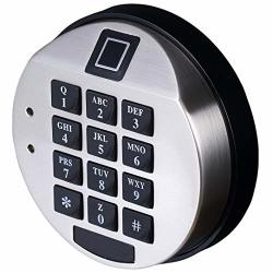 Electronic Biometric Keypad Fingerprint Reader Safe Lock Fingerprint Recognition Lock For Safe Quick Access Opening