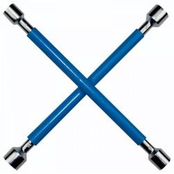 Moto-Quip Wheel Spanner Blue 355mm
