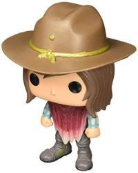 Funko Pop Television: The Walking Dead - Carl Grimes Action Figure