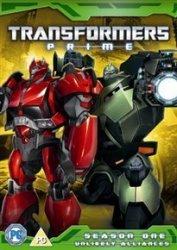 Transformers - Prime: Season One - Unlikely Alliances