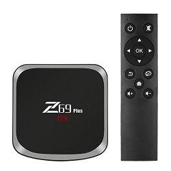 KKmoon Z69 Plus HD Media Player Smart Android 7 1 Tv Box Amlogic S912  Octa-core 64 Bit VP9 4K Hdr 3GB 64GB MINI PC | R3440 00 | Handheld  Electronics |