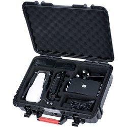HuiShuTek Carrying Case For Dji Mavic Air Portable Waterproof Case For Dji Mavic Air Fly More Combo