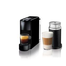 Nespresso Essenza MINI + Aeroccino Milk Frother Bundle