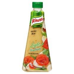 KNORR - Salad Dressing Lite Bottle 340ML