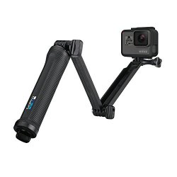 GoPro 3-way Grip Arm Tripod Official Mount