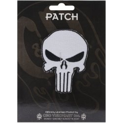 C&D Visionary Inc. Application Punisher Skull Patch