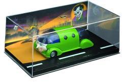 Eaglemoss Publications LTD Dc Batman Automobilia Figurine Collection Magazine 17 Batman 37 Jokermobile