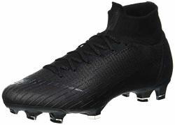 Nike Superfly 6 Elite Fg Mens Football Boots AH7365 Soccer Cleats UK 8 Us 9 Eu 42.5 Black Black 001