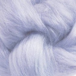 Big Sky Fiber Arts Tussah Silk Tops For Felting And Spinning One Ounce Twilight