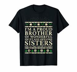Christmas Gift For Brother From Sisters