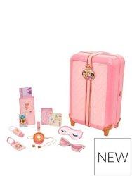 Disney Princess - Suitcase Traveller Set