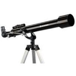 Celestron 60AZ PowersSeeker Telescope