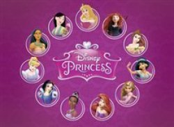 Disney Princess Collection DVD