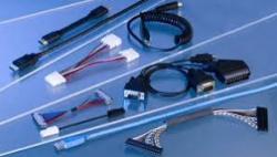 AK-SATA-100 Cable Assembly Ul 2725 1M 26AWG Sata To Sata 7 To 7 Pos F-f Crimp-crimp Bag 25 Items