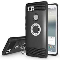 online store 73b9f d786e Amagle Google Pixel 2XL Case Google Pixel XL2 Case With Kickstand 360  Degree Rotating Ring Grip Dual Layer Shockproof Impact Pro | R550.00 |  Cellphone ...