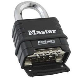 Master Lock Pro Series Combination Padlock