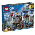 LEGO CITY Mountain Police Headquarters - 60174