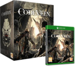 XBOX One Game Code Vein Collector&apos S Edition - Code Vein Collectors Edition Includes: - Code Vein Collector Box - Code Vein Full Game